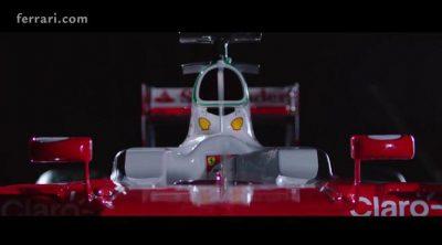 Ferrari revela el SF16 H