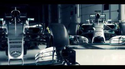 Lewis Hamilton nos presenta y habla sobre el W07 Hybrid