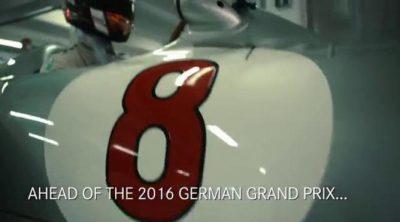Rosberg, Hülkenberg y Wehrlein prueban estos tres históricos Mercedes