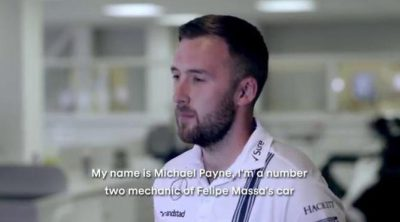 Williams desde el pitlane: Episodio 2 - Michael Payne