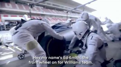 Williams desde el pitlane: Episodio 3 - Ed Smith