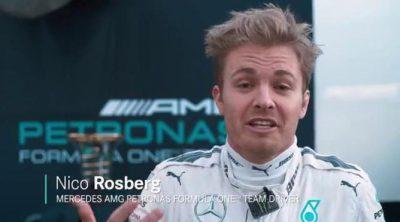 Las últimas vueltas de Nico Rosberg en un F1