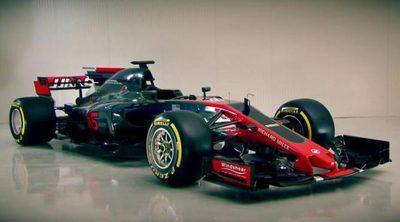 Así ha presentado Haas el VF-17 en formato audiovisual