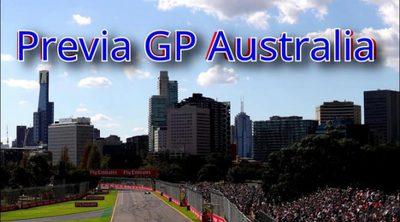 Previa GP Australia 2017