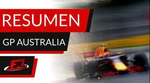 Resumen GP Australia 2017