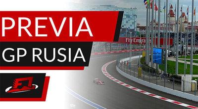 Previa GP Rusia 2017