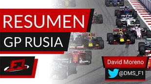 Resumen GP Rusia 2017