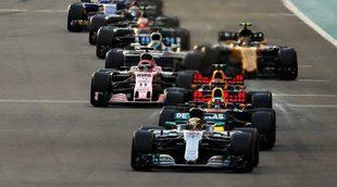 Revive las mejores cámaras 'on board' del Gran Premio de Abu dabi 2017
