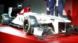 Alfa Romeo vuelve a la F1 de la mano de Sauber F1 Team