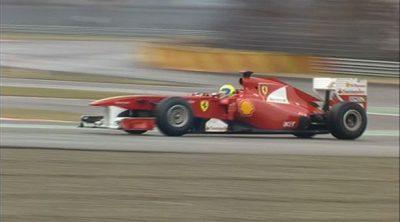 Massa también rueda en Fiorano con el nuevo F150