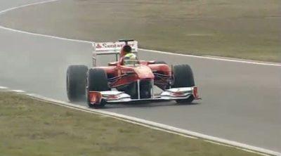 Massa también rueda en Fiorano con el nuevo F150 (2ª parte)