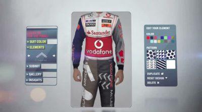 Diseña el mono de los pilotos de McLaren para Brasil