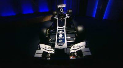 Presentación del Williams FW33