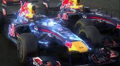 Vettel nos enseña como funciona el KERS y el 'ala móvil'