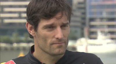 Entrevista a Webber previa al GP de Australia 2011