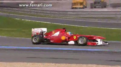Así ha preparado Ferrari el inicio del Campeonato 2011