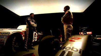 Hamilton y Stewart intercambiarán sus coches