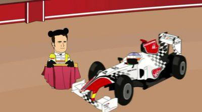 HispaToons: GP de España 2011