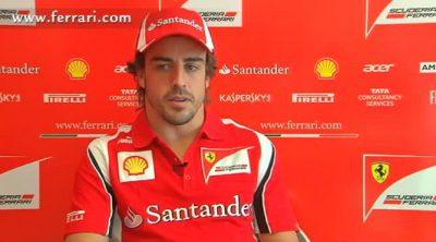 Previo de Ferrari sobre el GP de España 2011