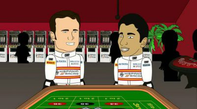 HispaToons: GP de Mónaco 2011