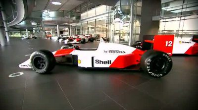 Recordando el McLaren MP4-4 de 1988