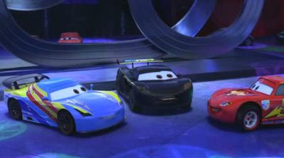 Alonso y Hamilton participan en 'Cars 2'