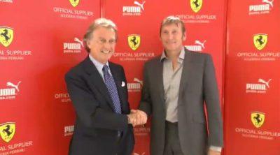 Ferrari renueva su acuerdo de patrocinio con Puma