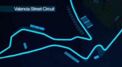 Williams nos presenta el circuito de Valencia
