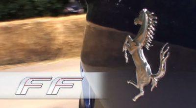 El Ferrari FF también estuvo en Goodwood