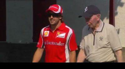 Previo de la Scuderia Ferrari para el GP de Gran Bretaña 2011