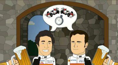HRToons: GP de Alemania 2011