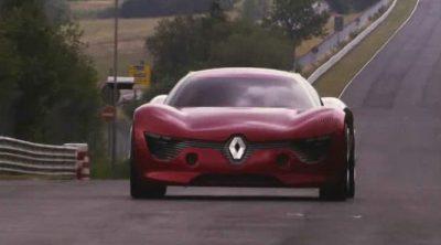 Los pilotos Renault se divierten en el antiguo Nordschleife
