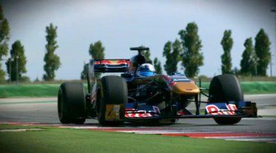 Alguersuari y Buemi ruedan en Misano con el Toro Rosso