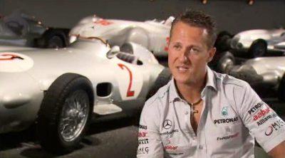 Entrevista a Michael Schumacher por su 20 aniversario en la Fórmula 1