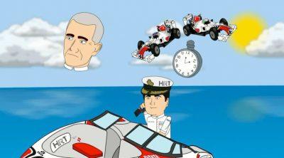 HRToons: GP de Bélgica 2011