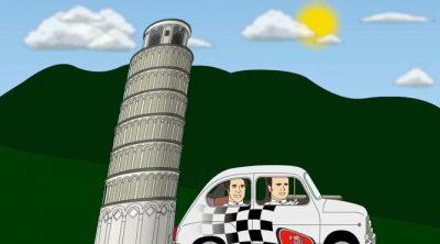 HRToons: GP de Italia 2011