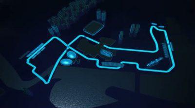 Williams nos presenta el circuito de Marina Bay