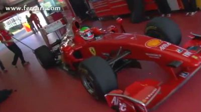 Previo de la Scuderia Ferrari para el GP de Singapur 2011