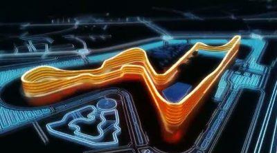 El equipo Red Bull y Sebastian Vettel nos dan una vuelta al nuevo circuito de India