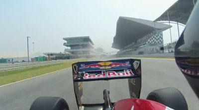Red Bull Racing estrena el Circuito Internacional de Buddh, India