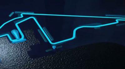 Williams nos presenta el circuito de Yas Marina