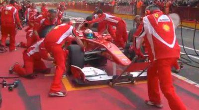 Previo de la Scuderia Ferrari para el GP de Abu Dabi 2011