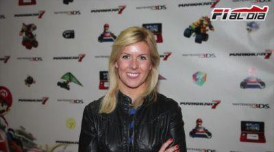 Entrevista a la piloto María de Villota
