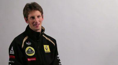 Romain Grosjean será piloto oficial de Lotus Renault GP en 2012