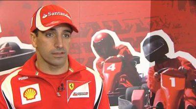 """Marc Gené: """"En 2012 tendremos coche para luchar por el Mundial"""""""
