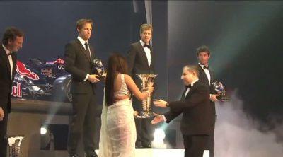 Gala de la FIA 2011, resumen