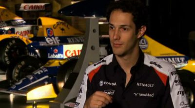Bruno Senna ficha por Williams F1