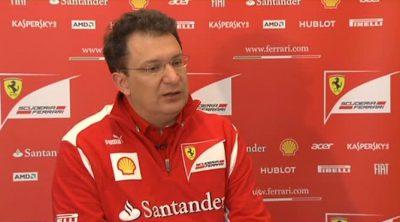 Nikolas Tombazis, responsable de aerodinámica de Ferrari, habla sobre el F2012
