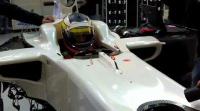 Pedro de la Rosa se hace el asiento de HRT para 2012