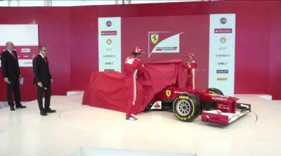 Ferrari F2012: Acto de presentación en Maranello